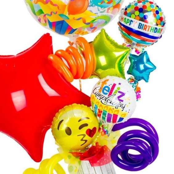 Empaca globos desde tu casa!!!