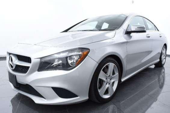 Mercedes benz cla 250 2015