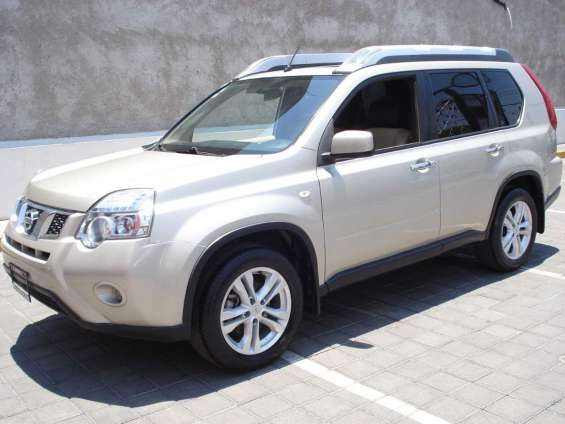Nissan xtrial 2014 equipada