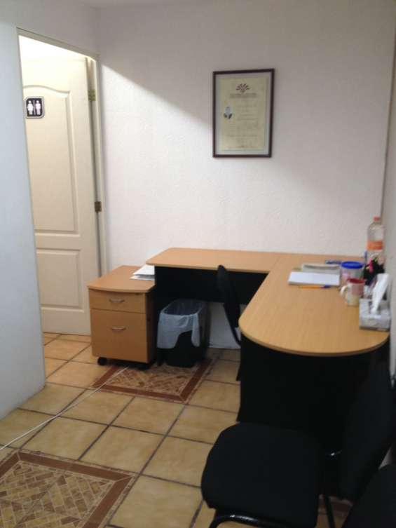 En aguascalientes oficinas totalmente amuebladas en renta