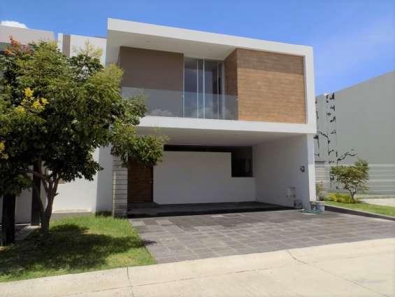 Excelente residencia nueva en coto junto a bugambilias, zapopan