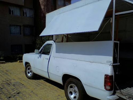 Dodge foodtruck movil