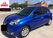 NISSAN MARCH 2015 FULL EQUIPO