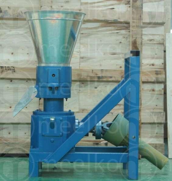 Meelko peletizadora para madera mkfd150p
