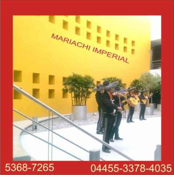 Mariachis en el chamizal naucalpan