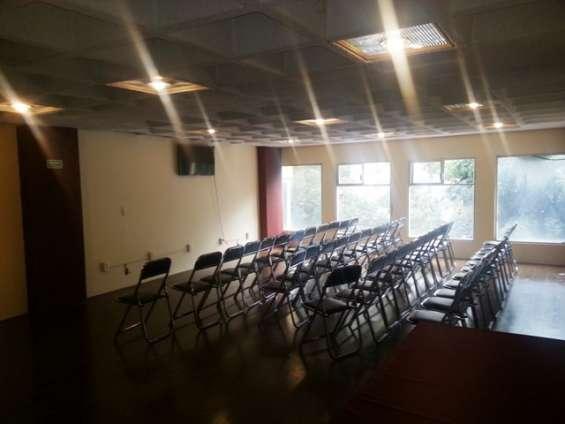 Salon para cursos en insurgentes 519 hipofromo