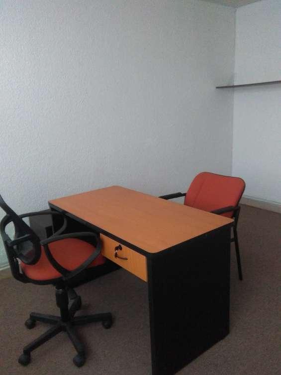 Renta de oficinas con todo incluido en servicios
