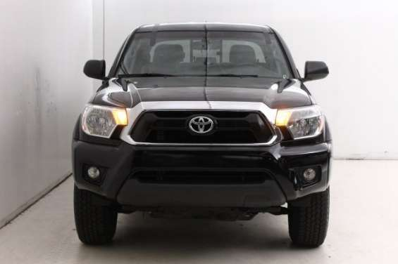 Toyota tacoma trd 2014 negro