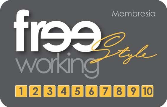¡adquiere hoy tu membresia free style!