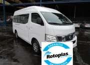 Nissan Urvan 2.5 15 PasAmplia Aa Mt toldo alto