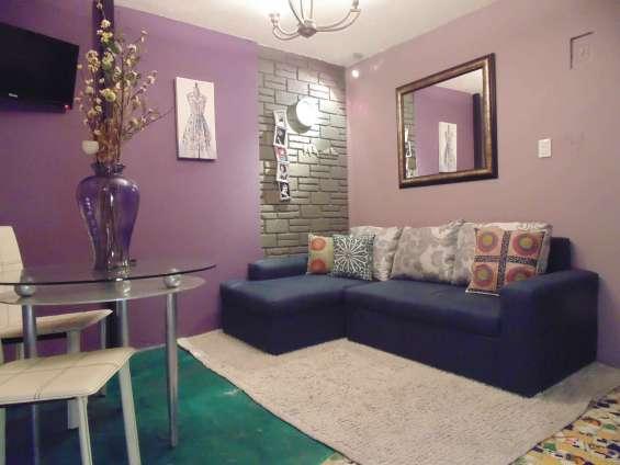Suites comodas y con servicios incluidos para 4 personas