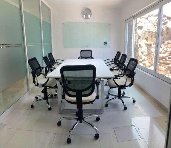 Oficina ejecutiva en una excelente ubicación