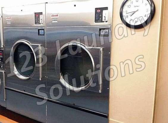 Cissell single pocket secadora ct050ndvb1g1n02 usada