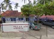 V-420 ixtapa villas abe villa con vista al campo de golf con cuarto de servicio