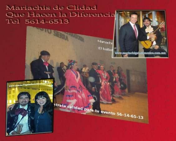 Mariachis en la del valle urgentes tel 56146513