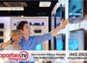 BASES PARA TV EN MORELIA