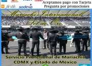 Mariachis en Benito Juarez Urgentes