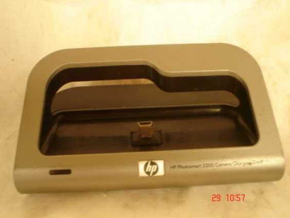 Base de carga e impresión hp photosmart 2200