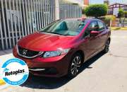 honda civic modeo 2015