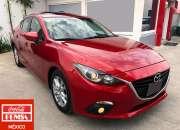 Mazda 3 Sedan Grand Touring Año 2014