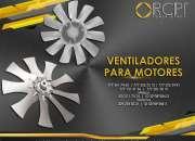Venta de ventiladores para motores diesel