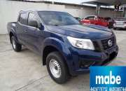 nissan frontier doble cabina