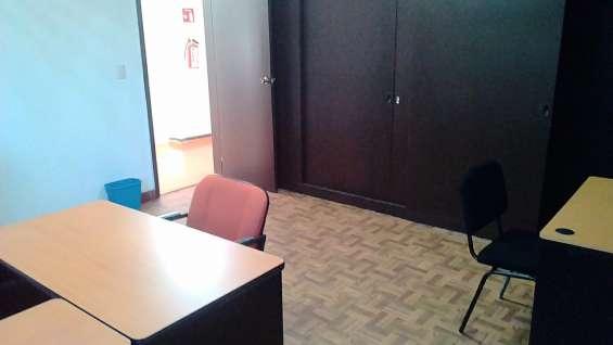 Rentamos oficinas con domicilio fiscal y servicios