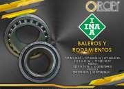 Rodamientos INA para grúas industriales