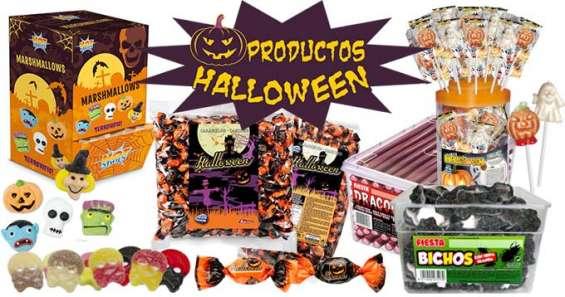 Solicito personal para empacar productos para halloween