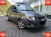 Chevrolet Aveo Año 2014