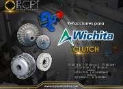 Clutch wichita para grúas industriales