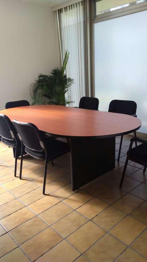 Renta de salas de juntas, capacitaciones y reuniones