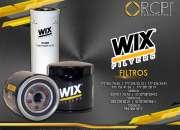 Filtros wix para maquinaria pesada
