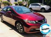 honda civic  modelo 2015