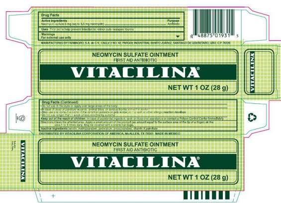 Trabaja en casa empaquetando cajas de vitacilina