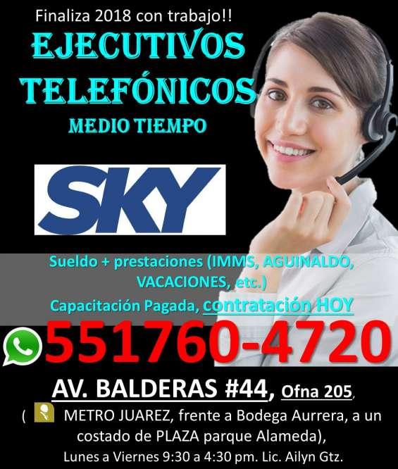 Operadores telefonicos