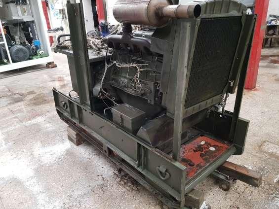 Generador militar usa 30 kw