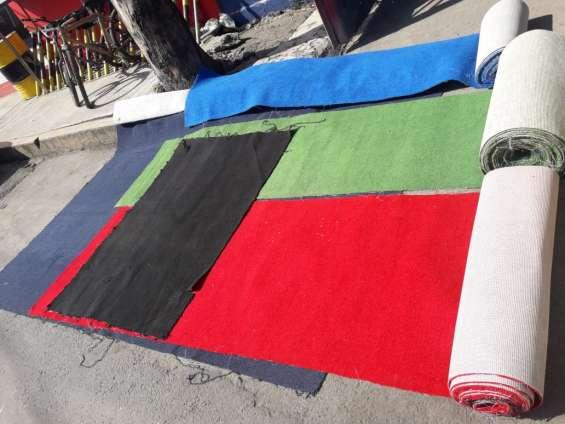 Vendo alfombra en diferentes colores