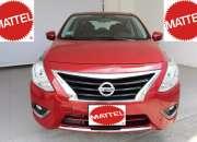 Nissan Versa SPORT vehículo REMATE
