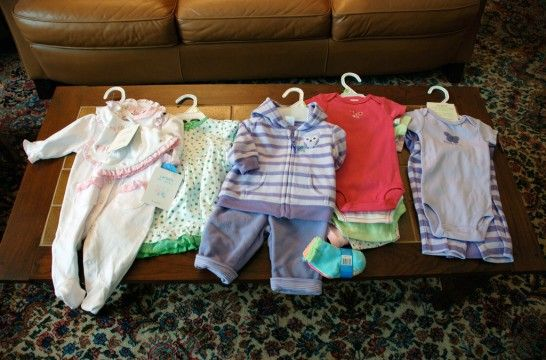 Ofrecemos $15,000 mensuales al personal que nos apoye desde casa emplayando ropa de bebé,