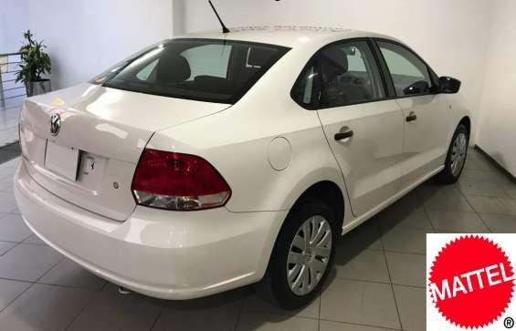 Volkswagen vento sport vehículo remate