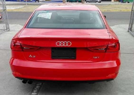 Fotos de Audi a3 1.8 remate coches 6