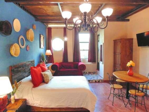 Fotos de Conoce la magia hospedandote en suites portal san ángel 3