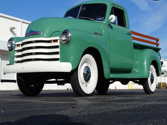 1952 chevrolet 3100 especial