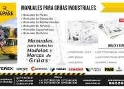 Manuales de Servicio para Gruas industriales
