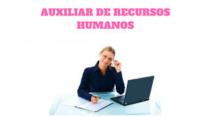 Necesitamos auxiliar de recursos humanos ¡te capacitamos!