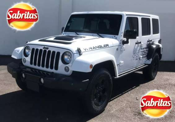 Jeep wrangler vehículo remate casinuevo