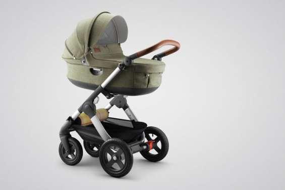 Stokke® trailz ™ nordic green exclusive edition