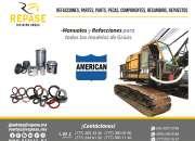 componentes y manuales de partes para grúas Industriales