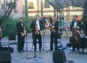 Cuarteto de cuerdas en Miacatlan